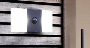 Außenlampen mit Bewegungsmelder